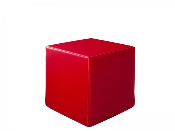 CEOT-009 Red | Vibe Cube -- Trade Show Rental