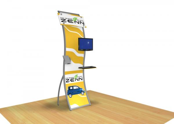 VK-1703 Trade Show Banner Stand