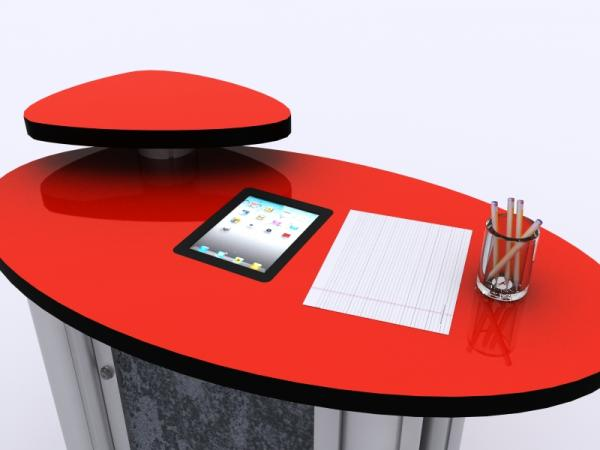 MOD-211 iPad Counter Top Insert Option (1 insert)-- Image 3