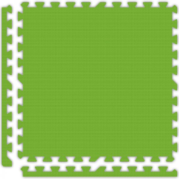 SoftFloor Lime Green
