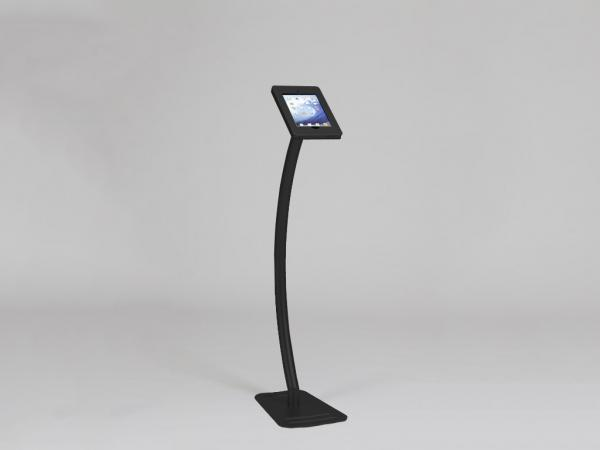 MOD-1336 Portable iPad Kiosk -- Black