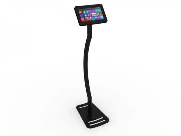 MOD-1339M Portable Surface 2 Kiosk -- Black