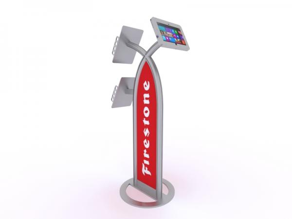 MOD-1353M Portable Surface 2 Kiosk