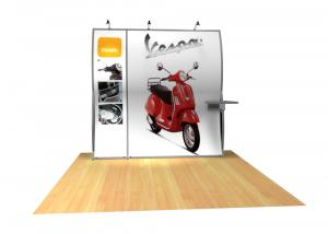 Perfect 10 VK-1501 Portable Hybrid Trade Show Display -- Image 3
