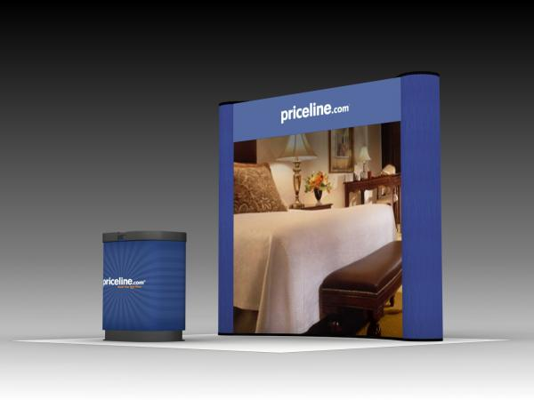 QD-102 Trade Show Pop Up Display -- Image 2