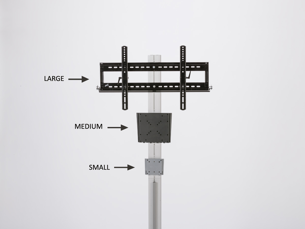 RE-120 Monitor Mounts -- Image 2