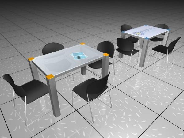 RE-1203 Rental Display / Conference Table -- Image 3