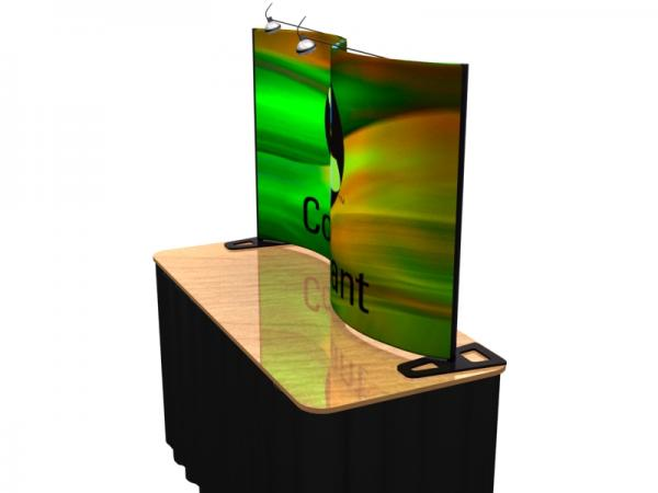 TF-405 Aero Tradeshow Tabletop Display -- Image 2