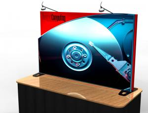TF-408 Aero Tradeshow Tabletop Display -- Image 1